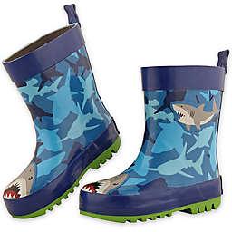 Stephen Joseph® Shark Rain Boot in Blue