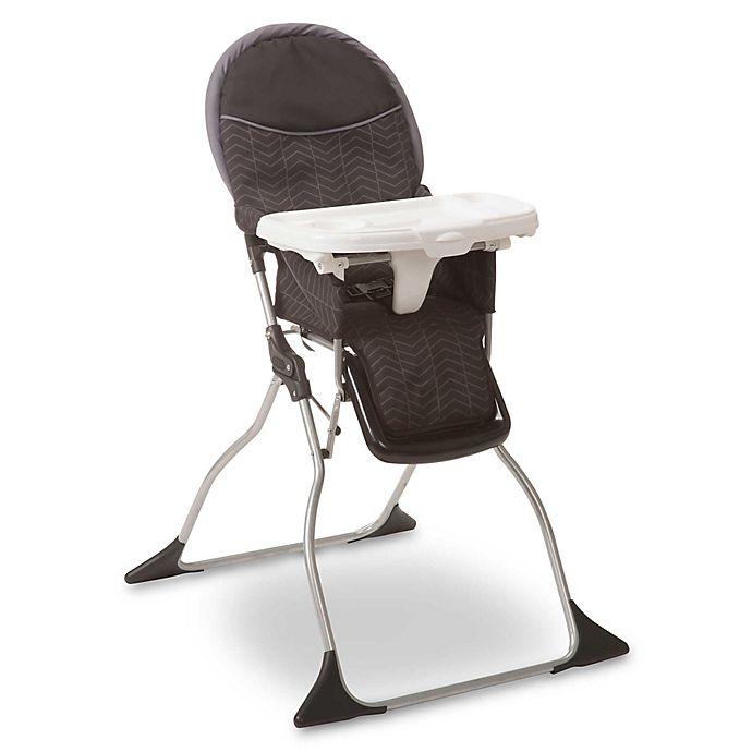 Alternate image 1 for Cosco® Simple Fold™ High Chair in Black Arrows