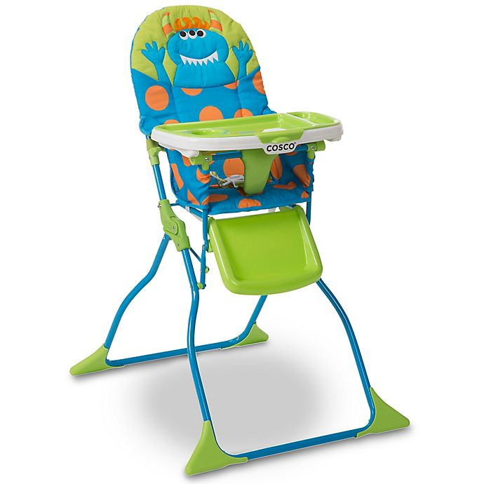 Awe Inspiring Cosco Simple Fold Deluxe High Chair In Syd Lamtechconsult Wood Chair Design Ideas Lamtechconsultcom
