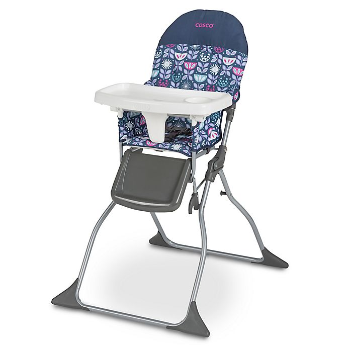 Alternate image 1 for Cosco® Simple Fold™ High Chair in Poppy Field