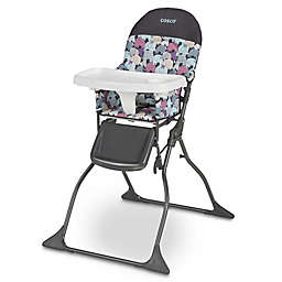 Cosco® Simple Fold™ High Chair in Elephant Puzzle