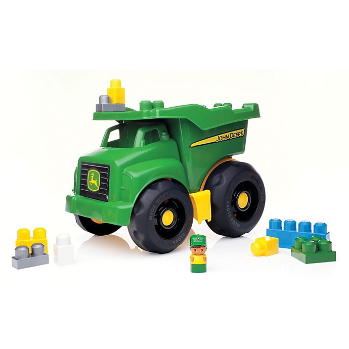 Alternate image 1 for Mattel® John Deere™ Dump Truck