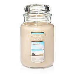 Yankee Candle® Housewarmer® Sun & Sand™ Large Classic Jar Candle