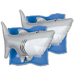 Stephen Joseph® Shark Water Wings in Grey