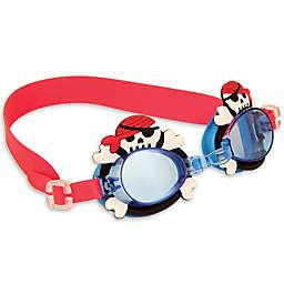 Stephen Joseph® Pirate Swim Goggles with Carry Case