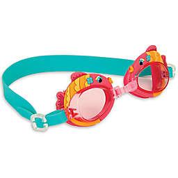 Stephen Joseph® Fish Swim Goggles with Carry Case