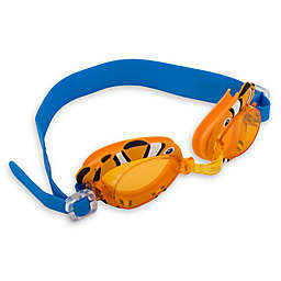 Stephen Joseph® Clownfish Swim Goggles with Carry Case