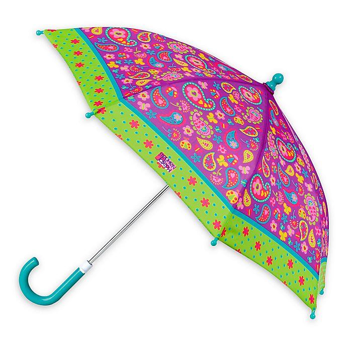 Alternate image 1 for Stephen Joseph® Paisley Garden Umbrella