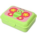 Stephen Joseph® 64-oz. Butterfly Snack Box in Green