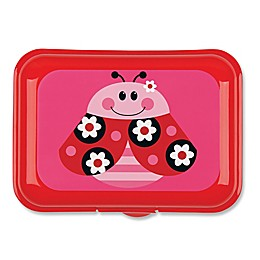 Stephen Joseph® 64-oz. Ladybug Snack Box in Red