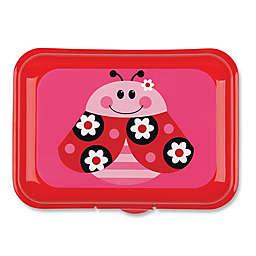 Stephen Joseph® 64 oz. Ladybug Snack Box in Red