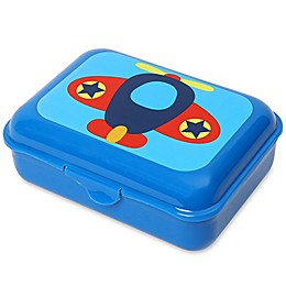Stephen Joseph® 64 oz. Airplane Snack Box in Blue