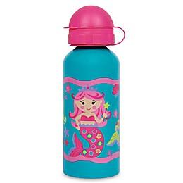 Stephen Joseph® 13.5 oz. Mermaid Water Bottle Tote in Teal