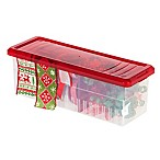 IRIS® Ribbon Storage Box in Red