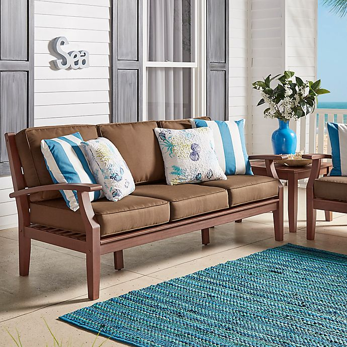 ... Pacific Grove Outdoor Furniture Collection. View a larger version of  this product image - Verona Home Pacific Grove Outdoor Furniture Collection Bed Bath
