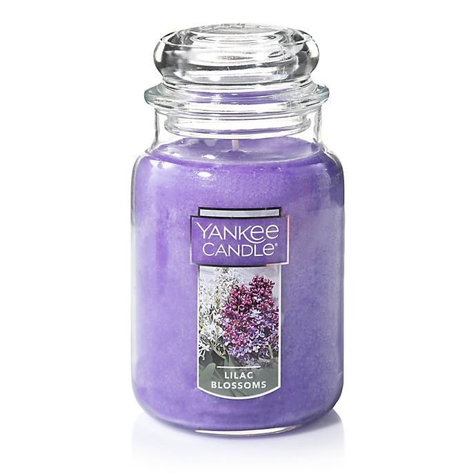 Alternate image 1 for Yankee Candle® Housewarmer® Lilac Blossoms Large Classic Jar Candle