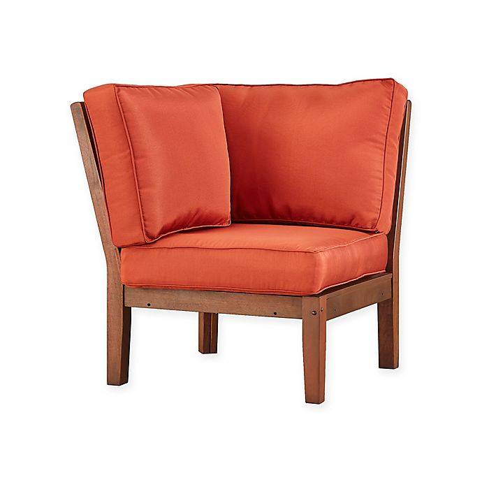 Alternate image 1 for Verona Home Pacific Grove Outdoor Corner Chair