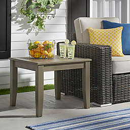 Verona Home Pacific Grove Outdoor End Table