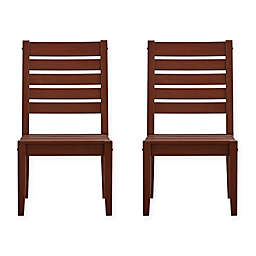 Verona Home Pacific Grove Outdoor Dining Chairs (Set of 2)