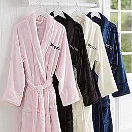 Classic Comfort Luxury Fleece Robe