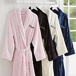 Personalized Bath Robes Monogrammed Bathrobes Bed Bath Beyond