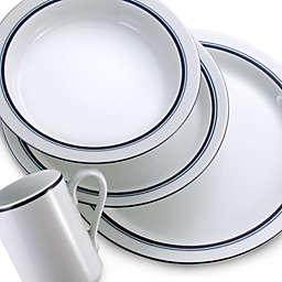 Dansk® Bistro® Christianshavn Dinnerware in Blue