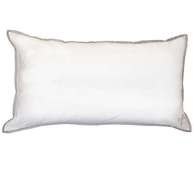 Stearns & Foster® Luxury Down Alternative Back/Stomach Pillow in White