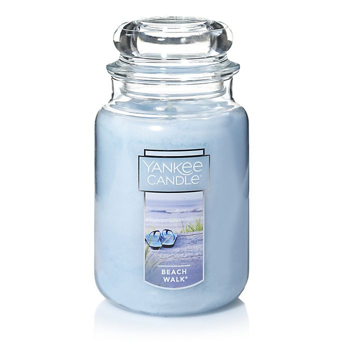 Alternate image 1 for Yankee Candle® Housewarmer® Beach Walk™ Large Classic Jar Candle