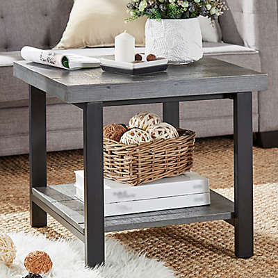 iNSPIRE Q® Barker Industrial End Table