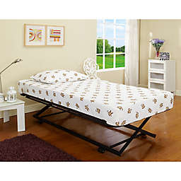 K&B Furniture B59-3 Rollout Pop-Up Trundle Bed