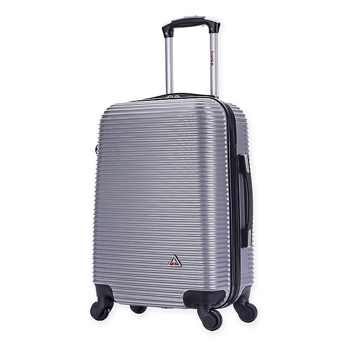 Alternate image 1 for InUSA Royal 20-Inch Hardside Spinner Carry On Luggage
