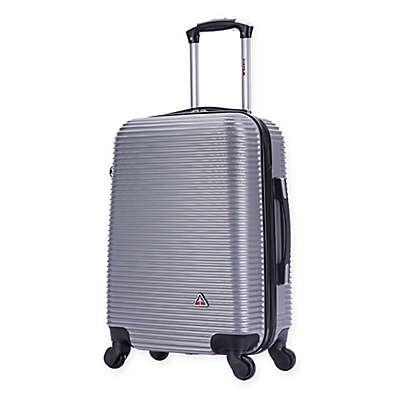 InUSA Royal 20-Inch Hardside Spinner Carry On Luggage