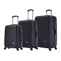 InUSA Royal 3-Piece Hardside Spinner Luggage Set