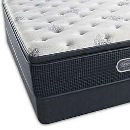 Beautyrest® Silver™ Port Madison Luxury Firm Pillow Top Mattress Set