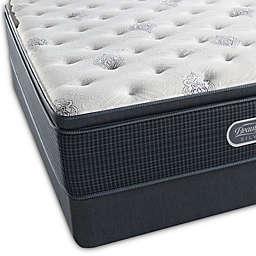 Beautyrest® Silver™ Port Madison Plush Pillow Top Mattress Set