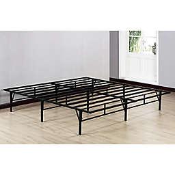 K&B Furniture Platform Bed Frame