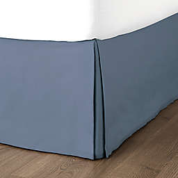 Canadian Living King Bed Skirt in Ash Blue