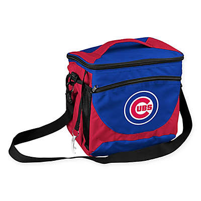 Chicago Cubs 24-Can Cooler Bag in Royal