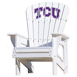 Texas Christian University Horned Frogs Adirondack Chair