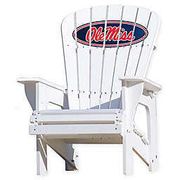 University of Mississippi Rebels Adirondack Chair