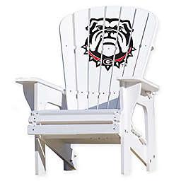 University of Georgia Bulldogs Adirondack Chair