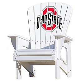 Ohio State University Buckeyes Adirondack Chair