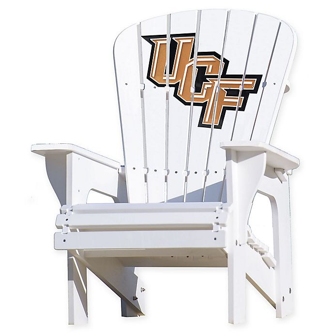 Alternate image 1 for University of Central Florida Knights Adirondack Chair