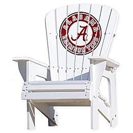 University of Alabama Crimson Tide Adirondack Chair