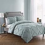 VCNY Home Julie 3-Piece Queen Comforter Set in Mint