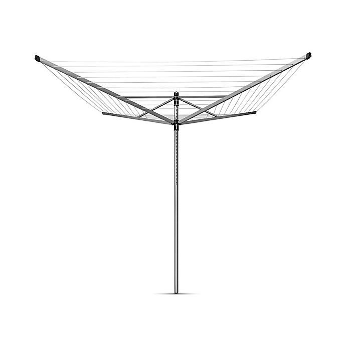 Alternate image 1 for Brabantia® Lift-O-Matic Rotary Clothes Line Dryer