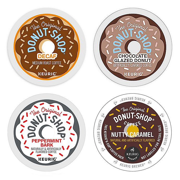 Alternate image 1 for The Original Donut Shop® Keurig K-Cup® Pods