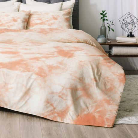 Deny Designs Tie Dye 3 Comforter Set Bed Bath Amp Beyond