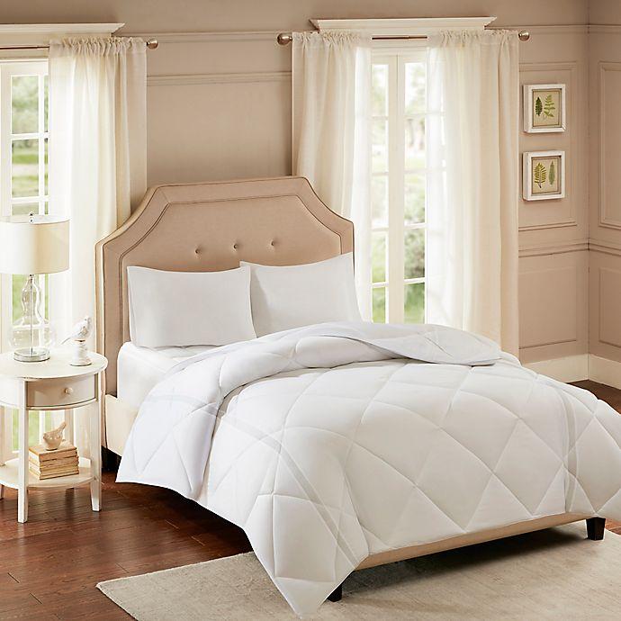 Alternate image 1 for Smart Cool by Sleep Philosophy Coolmax Down Alternative Comforter