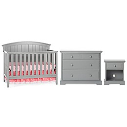 Child Craft™ Delaney Nursery Furniture Collection in Cool Grey